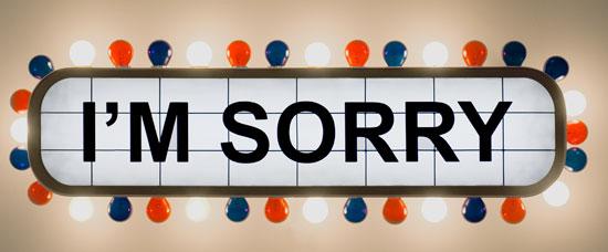 I'm Sorry by Adel Abidin