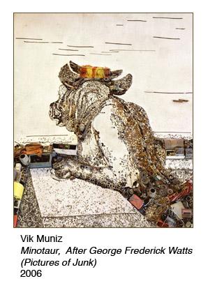 Vik Muniz, Minotaur